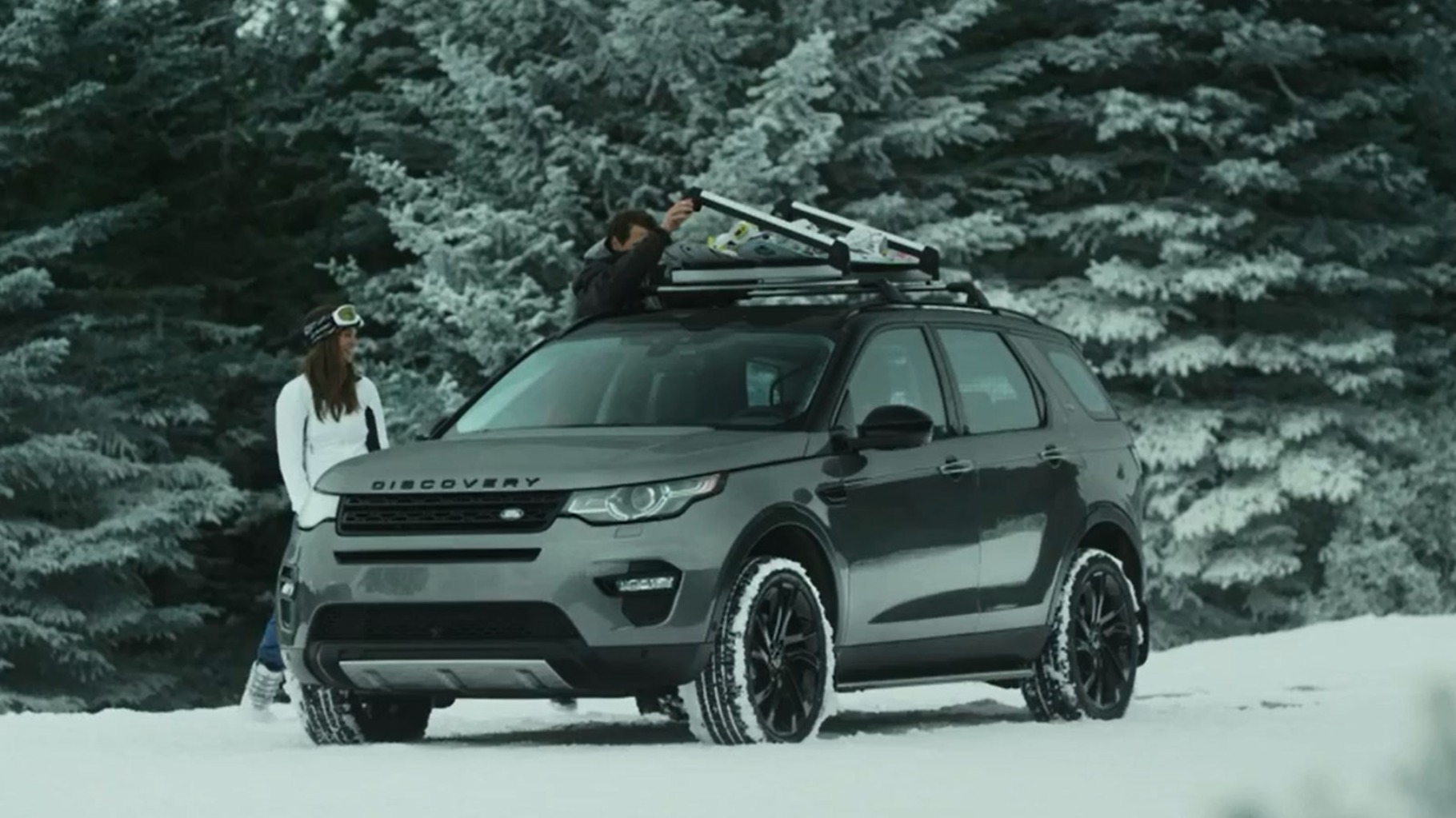 accessoires discovery sport