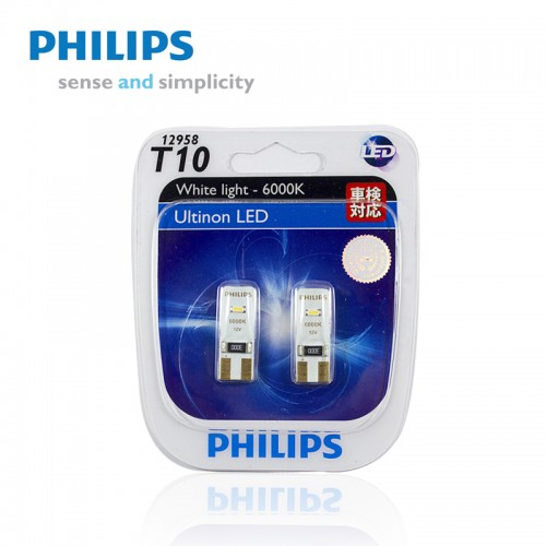 ampoule w5w led philips