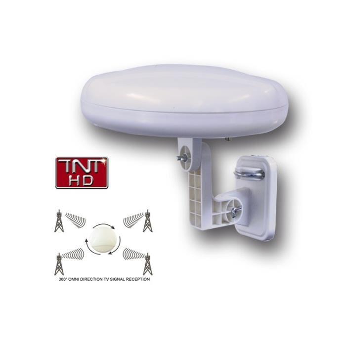 antenne omnidirectionnelle tnt hd