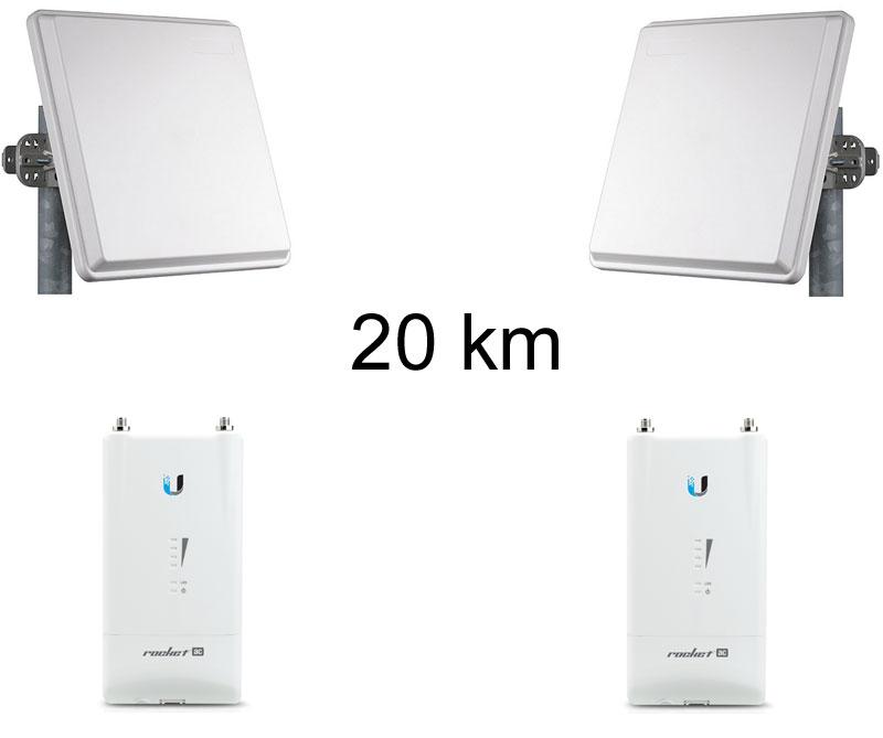 antenne wifi exterieur longue portée