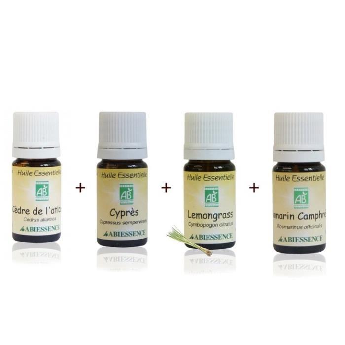 anti cellulite huiles essentielles
