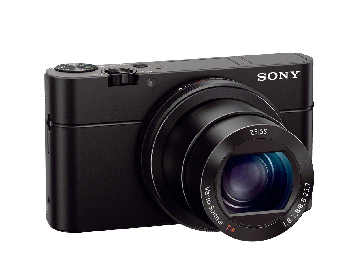 appareil photo compact sony rx100