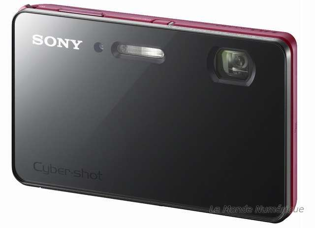 appareil photo tactile sony