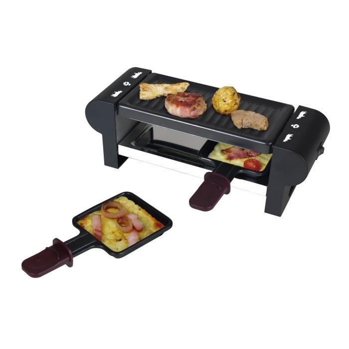 appareil raclette pour 2