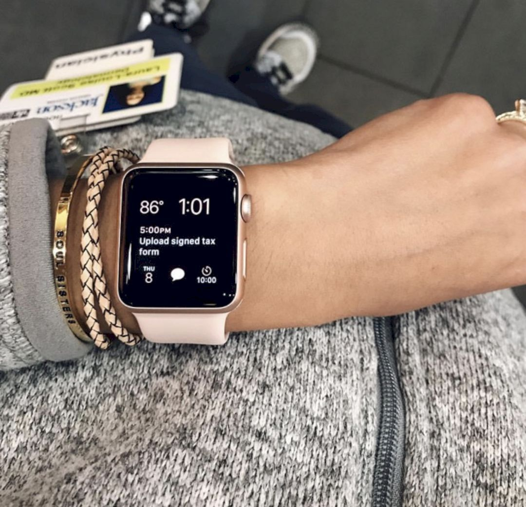 apple watch femme