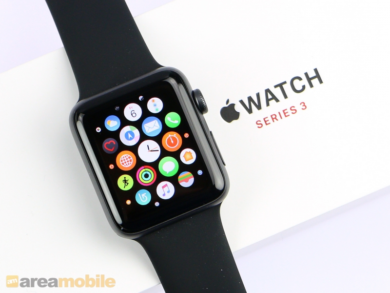 apple watch sans iphone