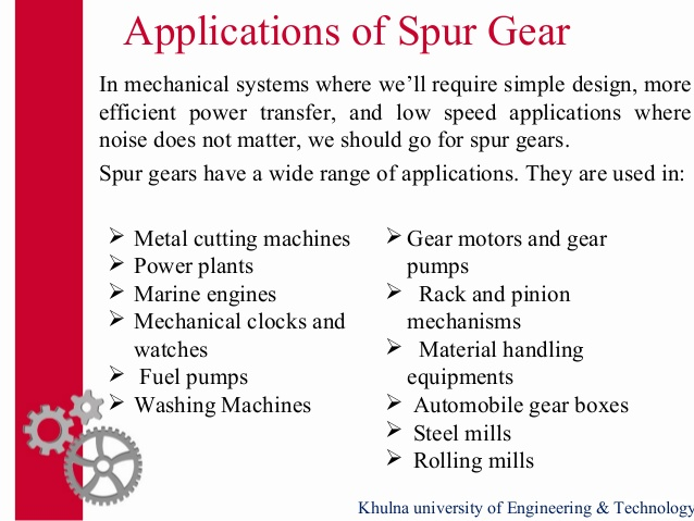 application gear