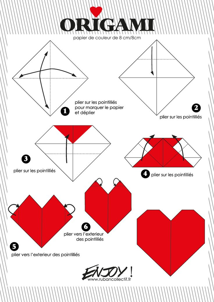 apprendre a faire des origami facile
