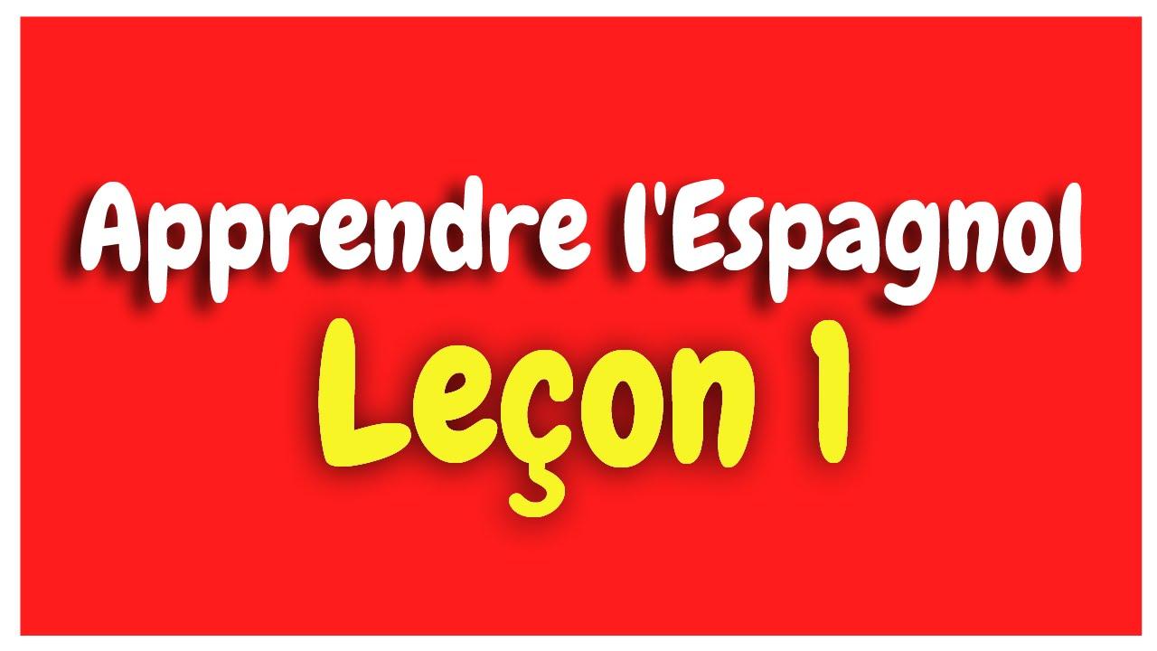 apprendre l espagnol