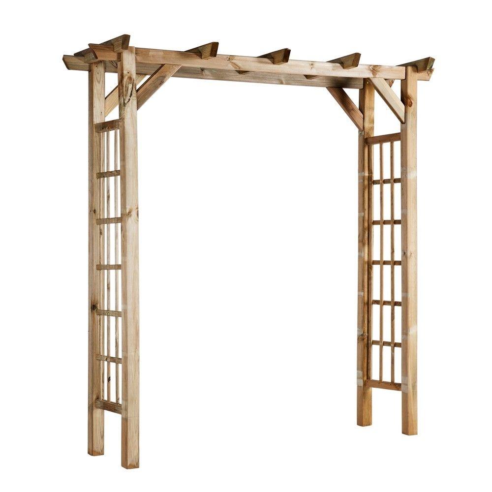 arche en bois