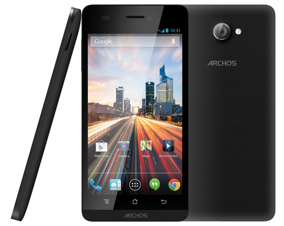 archos smartphone 4g