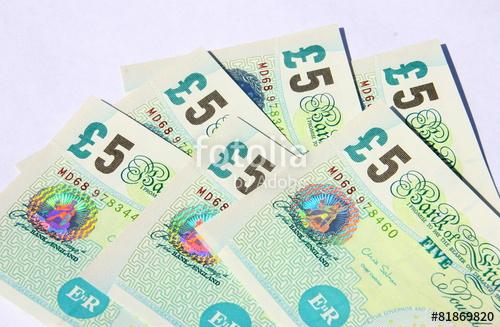 argent anglais