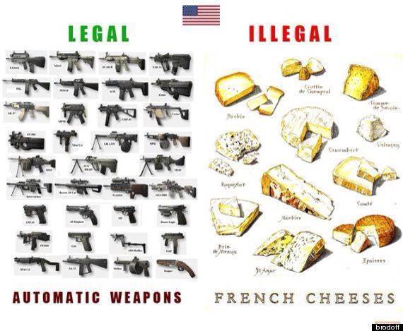 armes légales