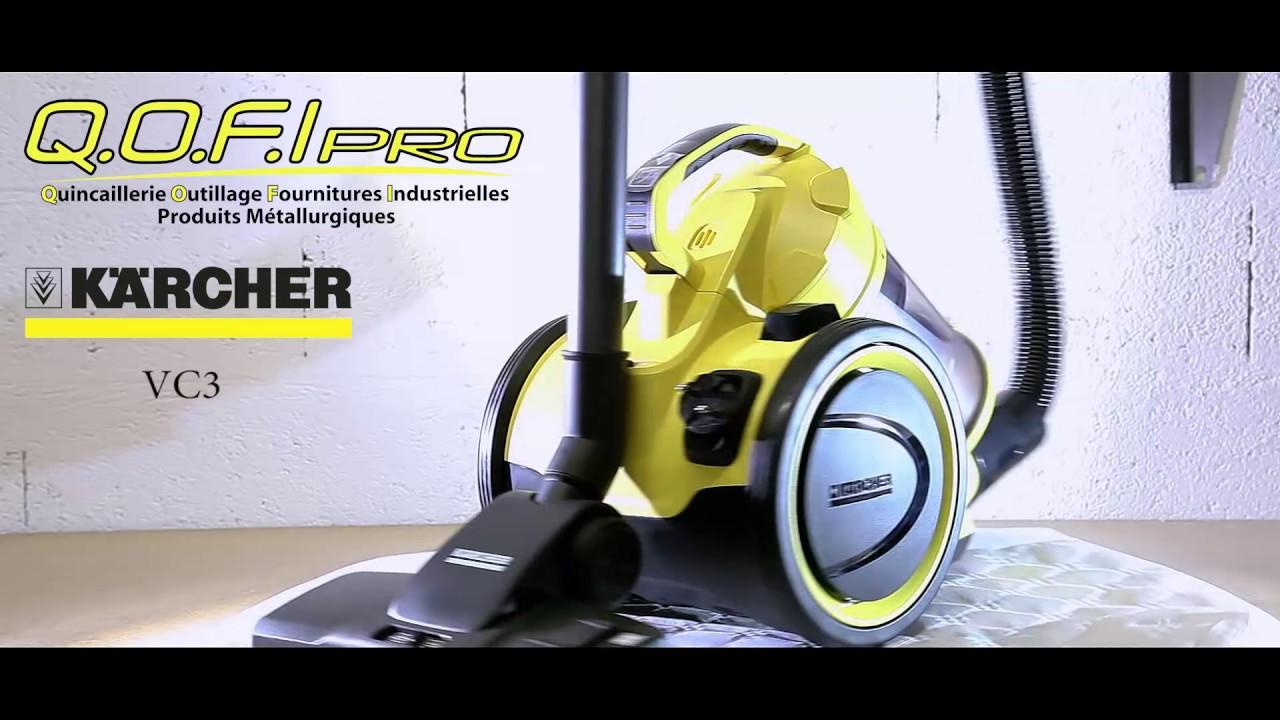 aspirateur karcher vc3