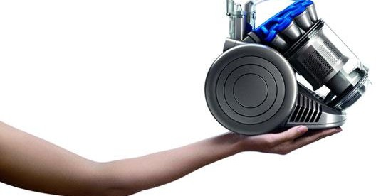 aspirateur sans sac léger silencieux puissant