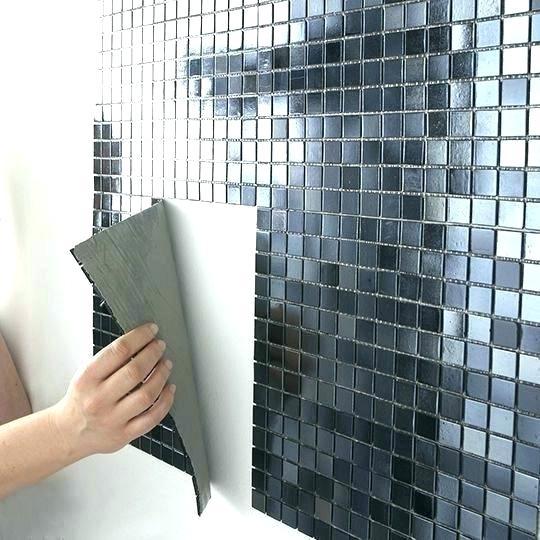 autocollant carrelage salle de bain