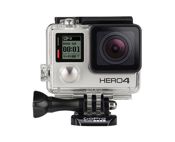 autonomie camera gopro