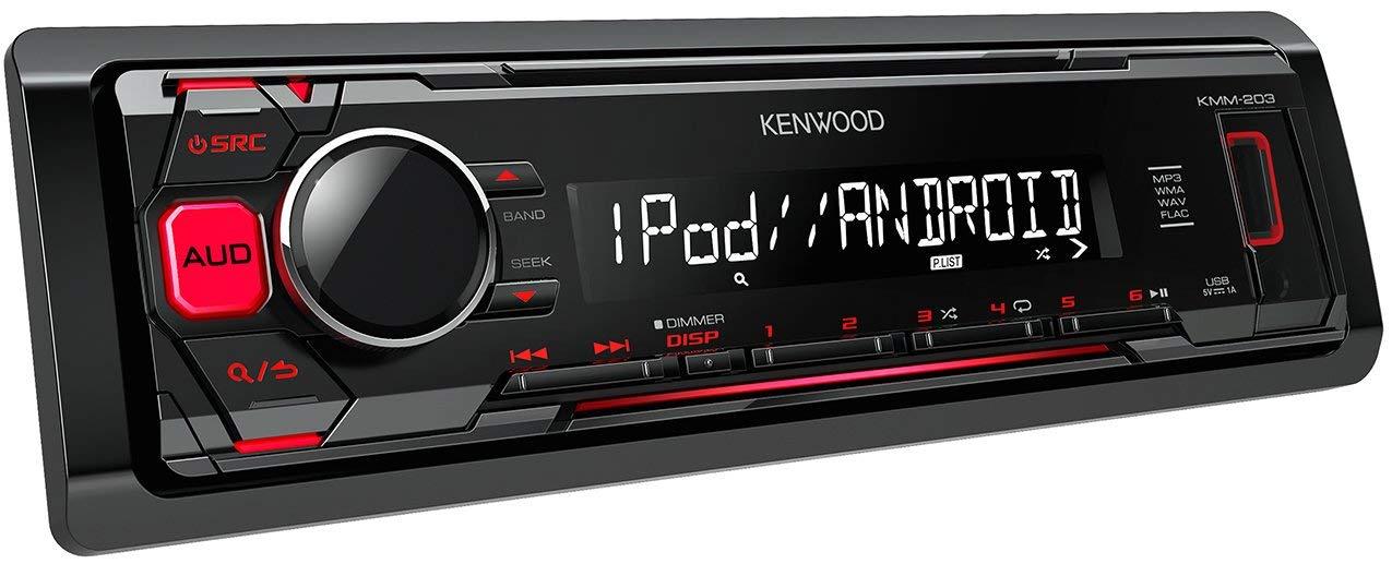 autoradio kenwood usb