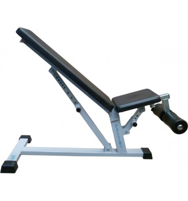 banc musculation incline decline