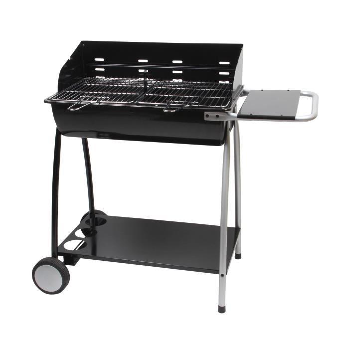 barbecue bois ou charbon