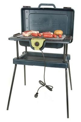 barbecue electrique sur pied tefal
