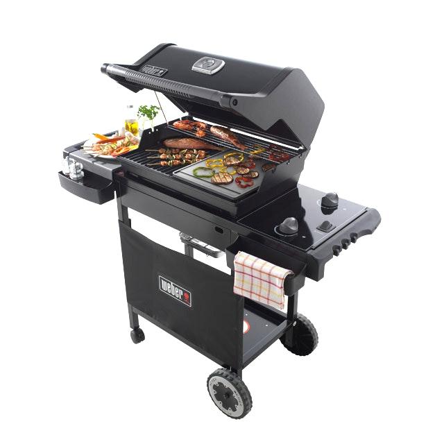 barbecue plancha weber