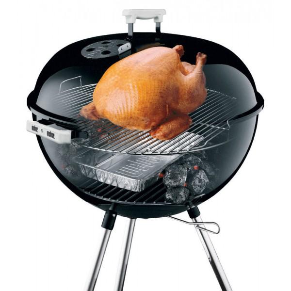 barbecue weber charbon utilisation