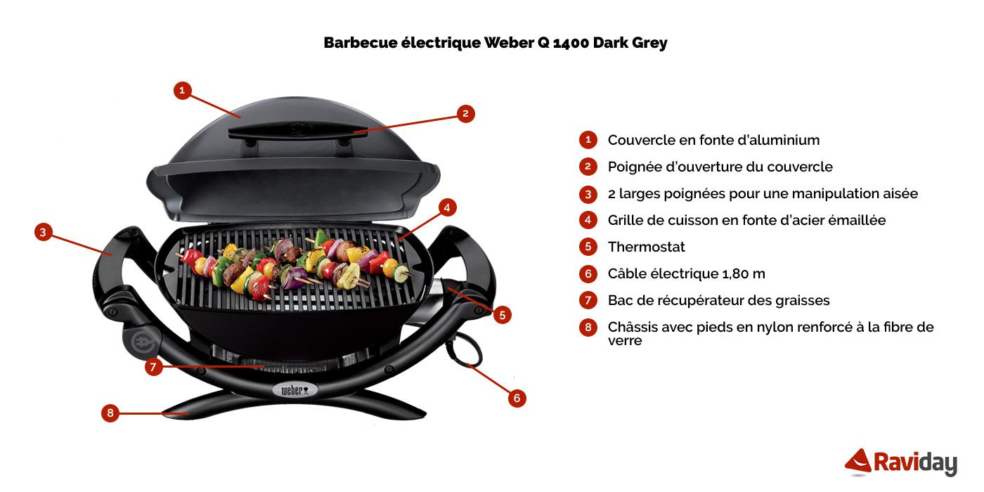 barbecue weber gaz ou electrique