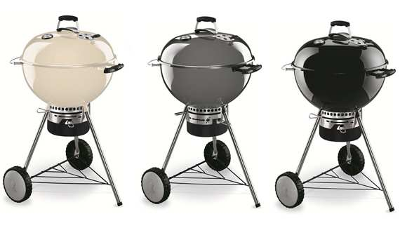 barbecue weber rond