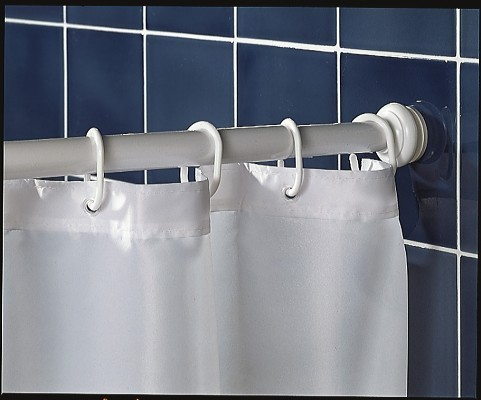 barre de rideau douche extensible