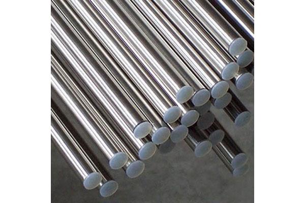 barre ronde acier inoxydable