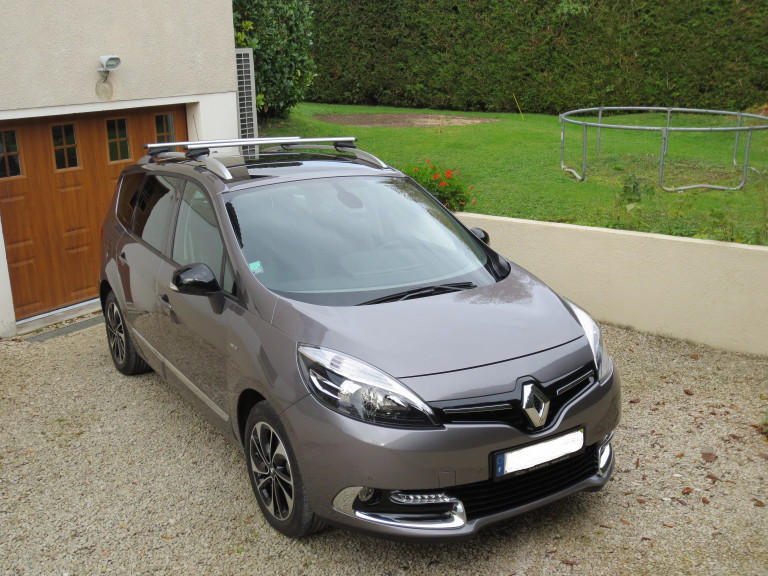 barre toit renault scenic 3