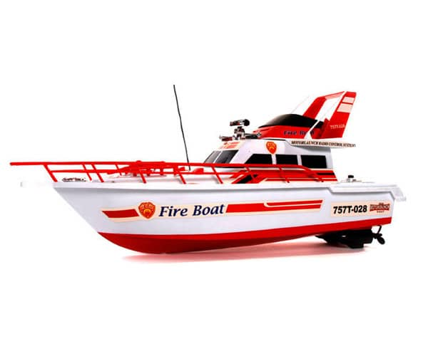 bateau radio commandé