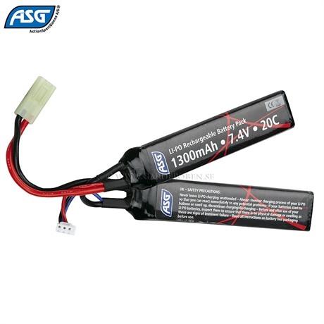 batterie airsoft lipo