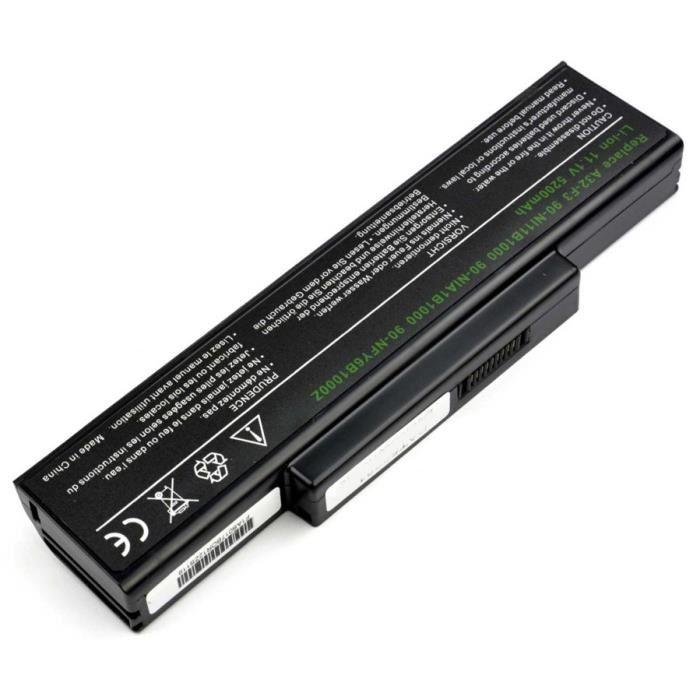 batterie d ordinateur asus
