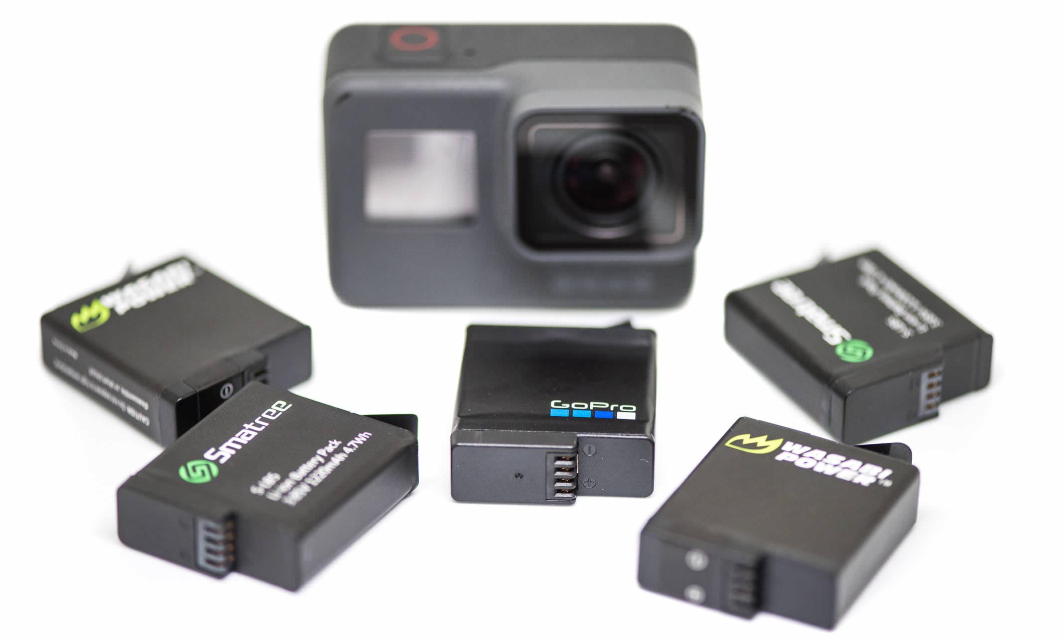 batterie gopro 5