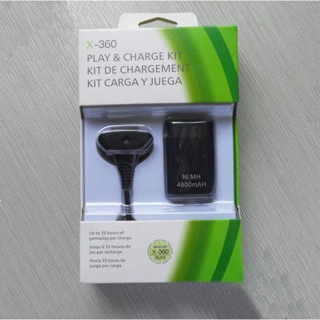 batterie manette xbox 360