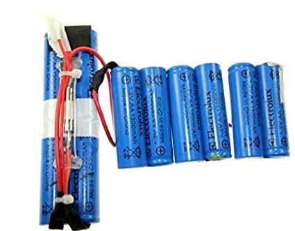 batterie pour aspirateur electrolux