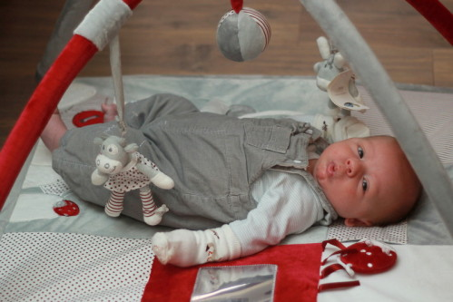 biberons bébé 1 mois
