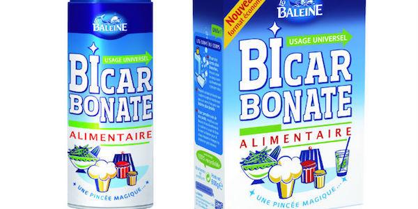 bicarbonate de soude et bicarbonate alimentaire