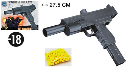bille pistolet airsoft