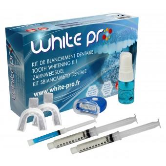 blanchiment des dents white pro