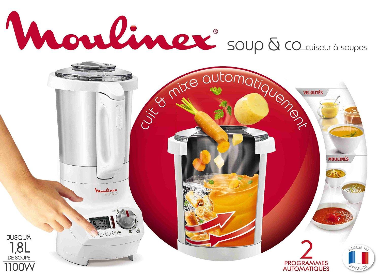 blender soupe et smoothie