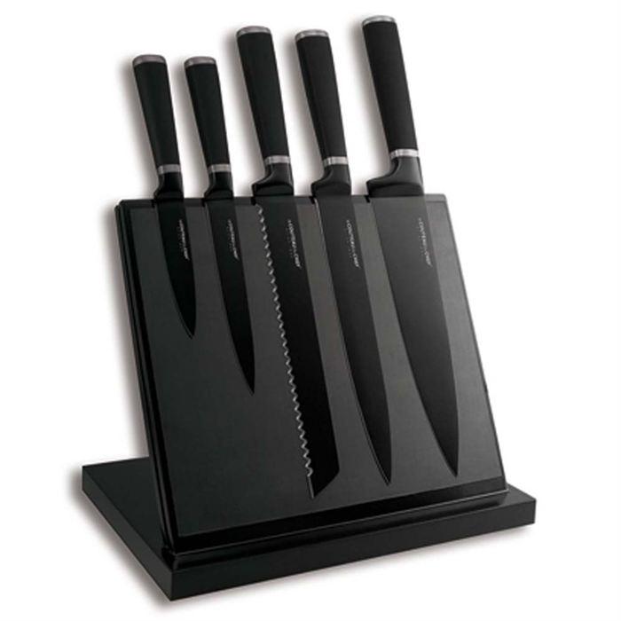 bloc aimanté couteaux