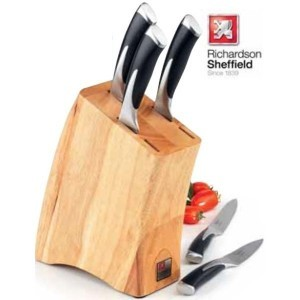bloc couteaux richardson sheffield