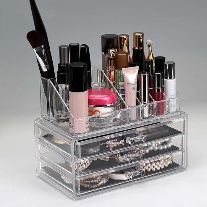 boite de rangement de maquillage