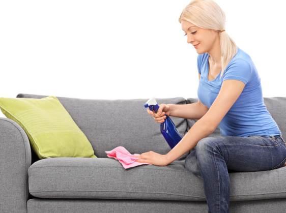 bombe nettoyage canapé tissu