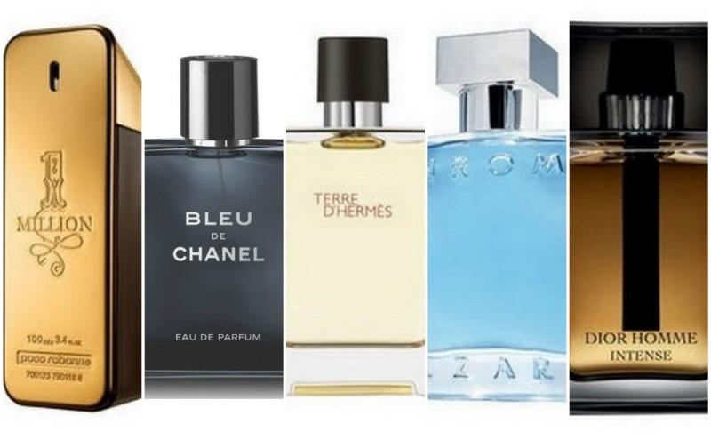 bon parfum pour homme
