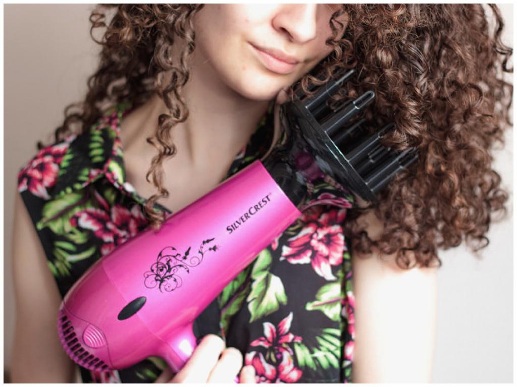boucle seche cheveux