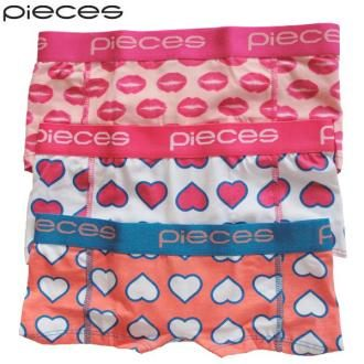 boxer pieces femme